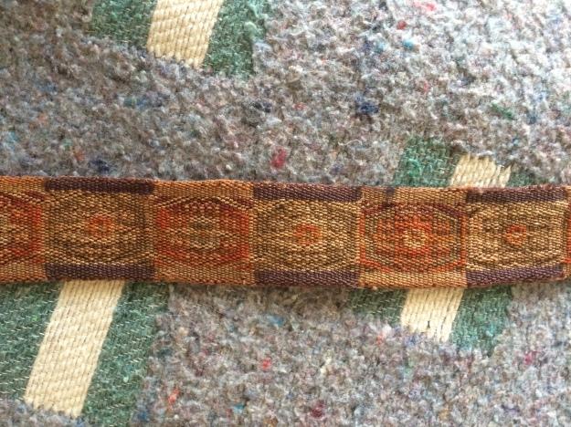 Puma paw belt